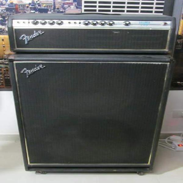 Amplificatore x basso anni 70 fender bassman 135