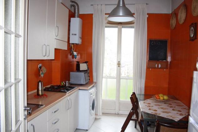 Appartamento di 93 m² con 4 locali in affitto a torino