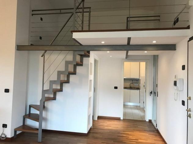 Attico / mansarda di 85 m² con 3 locali e box auto in