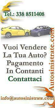 Auto incidentate sinistrate acquisto