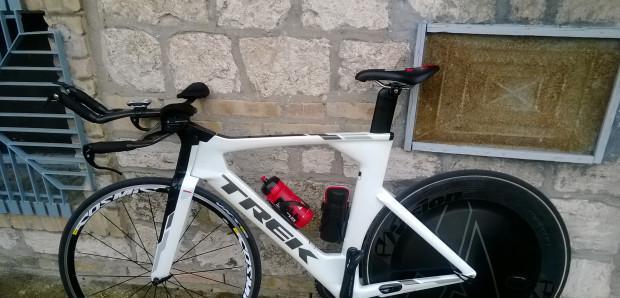 Bici crono trek speed concept