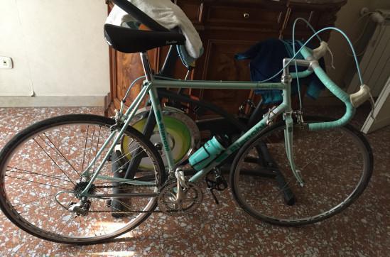 Bianchi Rekord Bici Annunci Agosto Clasf