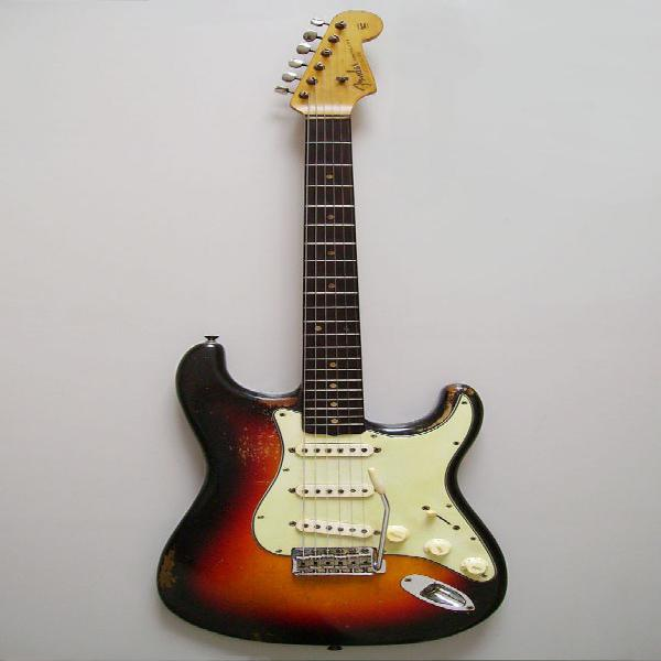 Fender stratocaster originale 1962