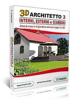 Finson 3d architetto 3