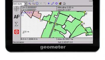 Gps geometer