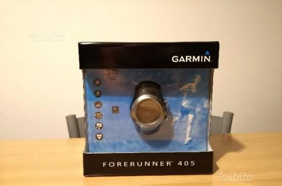 Gps per running garmin