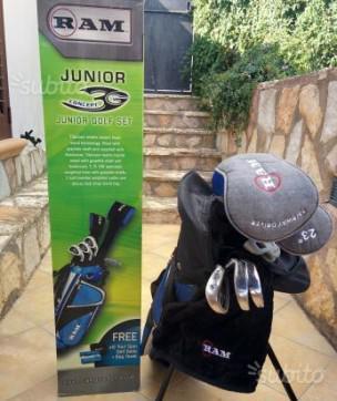 "Junior golf set completo ""ram"""