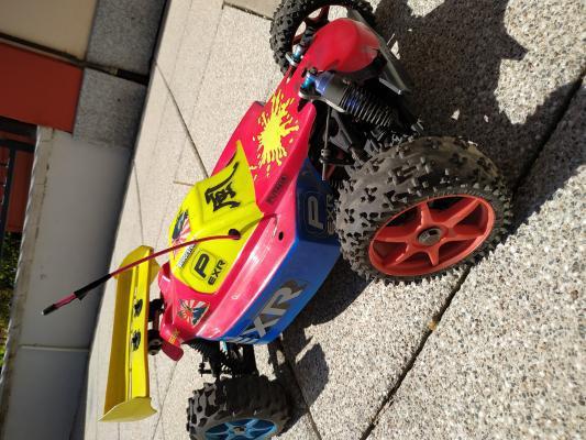 Kyosho inferno buggy