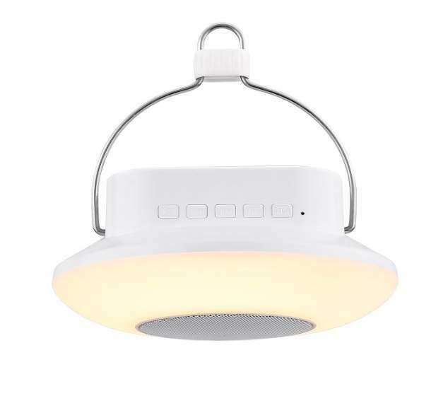 Lampada led rgb con bluetooth altoparlante speaker