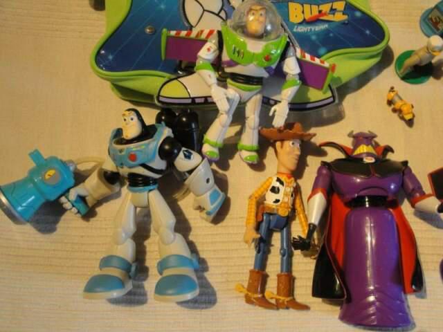 Lotto collezione toy story