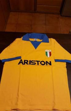 746b9d105af20e Maglietta juventus ufficiale anni ottanta sponsor ariston