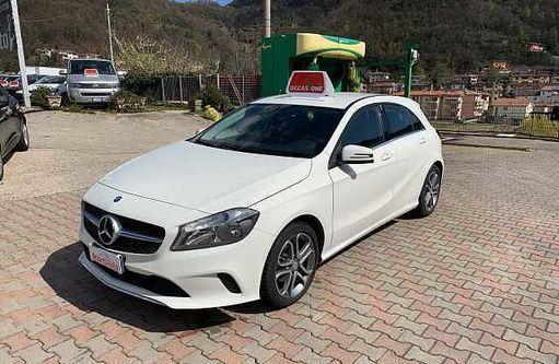 Mercedes benz a 180 a 180 d automatic sport euro 6b valdagno
