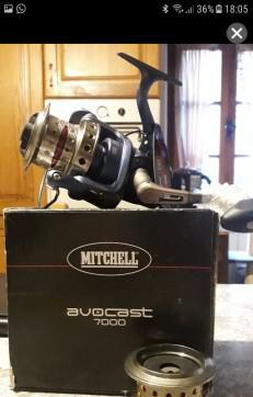 Mulinello mitchell avocast 7000