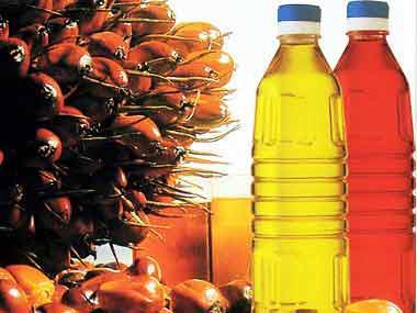 Olio di girasole olio di palma olio di colza olio d'oliva