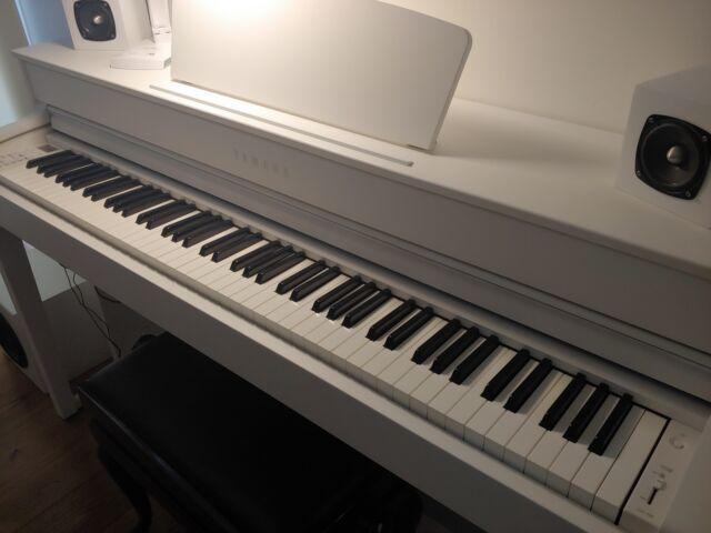 Pianoforte digitale yamaha clavinova clp535