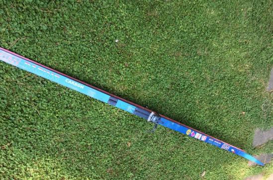 Sci da fondo elan sr020 cm 210 con bastoncini