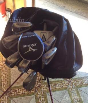 Set completo mazze golf