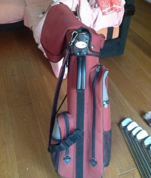 Sacca e mazze da golf