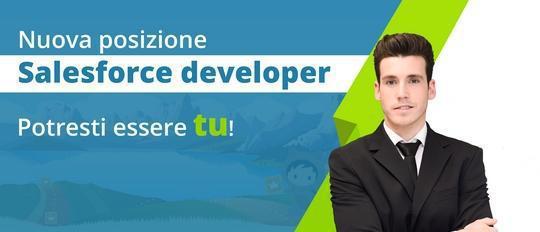 Salesforce developer mi