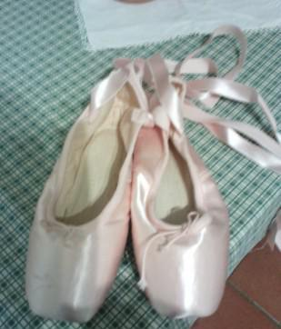 Scarpette danza classica