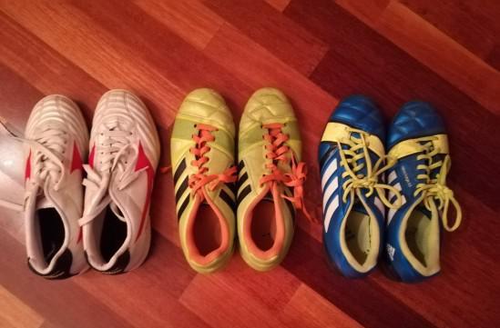 Scarpini calcetto calcio a 5 futsal