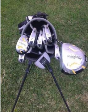 Set mazze golf mac gregor + sacca