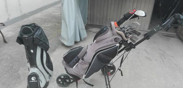 Set completo da golf + regalo