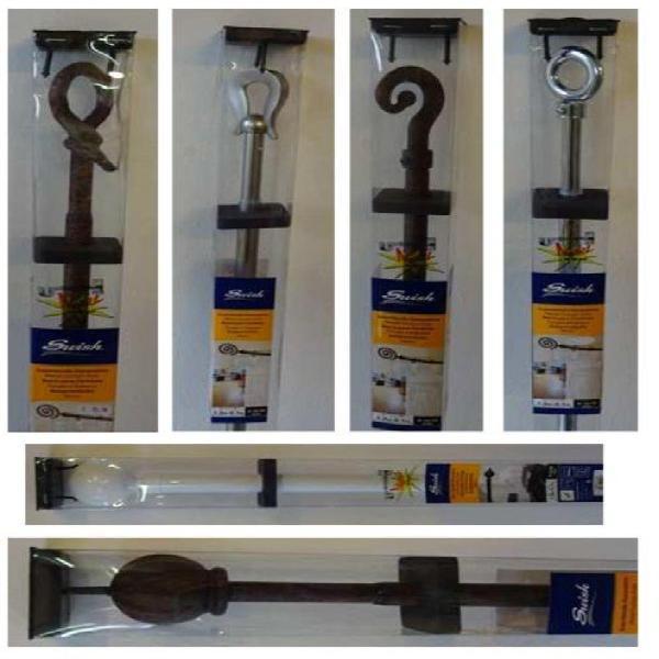 Stock di bastoni completi in kit
