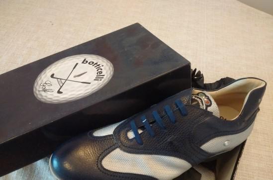 Stupende scarpe da golf marca botticelli n. 45