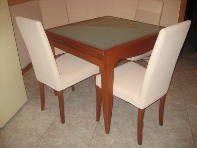 Tavolo calligaris + 4 sedie