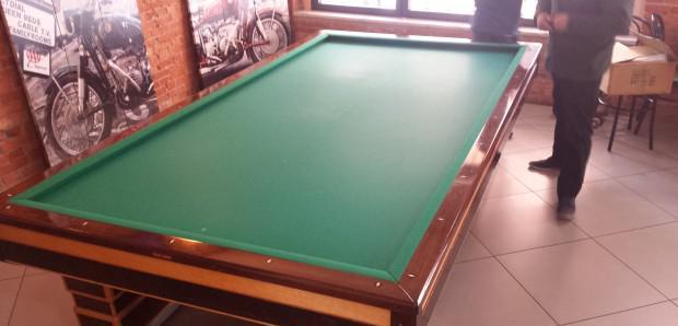 Tavolo da biliardo hartes