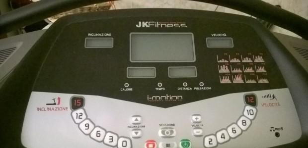 Tapis-roulant jk-fitness