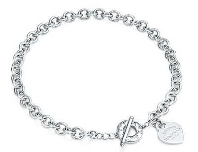 Tiffany&co anelli, bracciali, collane e orecchini a partire
