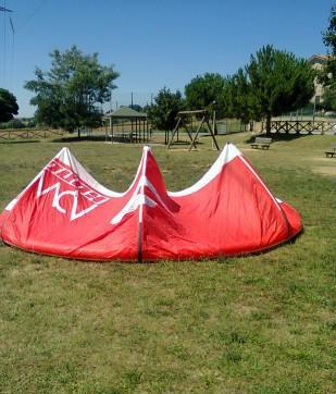 Vela kitesurf advance 14 mq