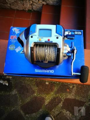 Vendo mulinello elettrico shimano