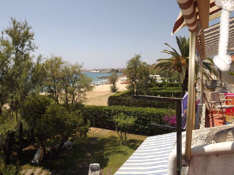 Villa sul mare a diamante - belvedere.