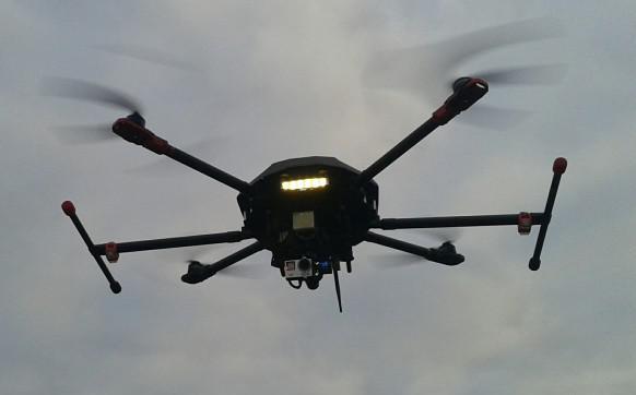Drone tarot