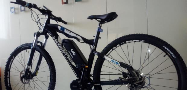 Haibike bicicletta elettrica bafang 250w