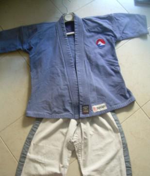 Kimono yoseikan budo per bambino - anni 4/10 anni