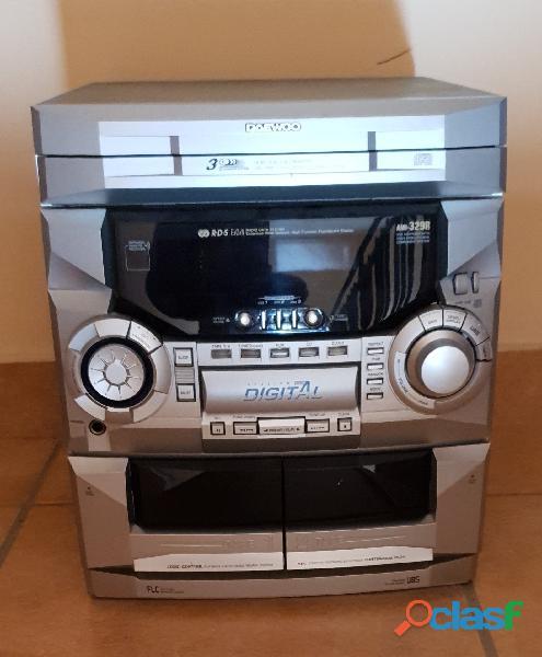 Radio/stereo daewoo