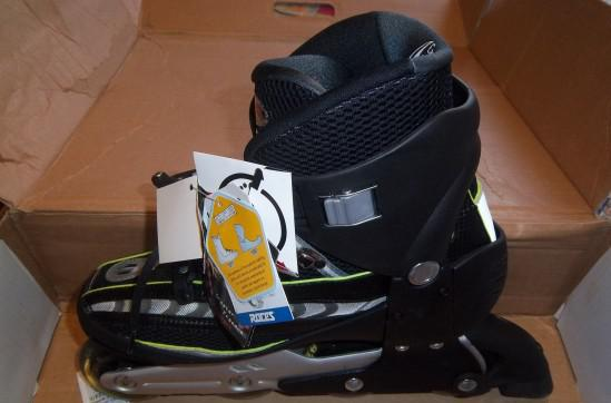 Rollerblade roces