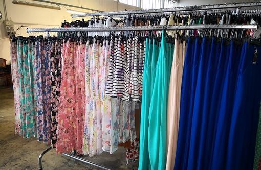 Stock abbigliamento donna estivo 4.50 euro padova