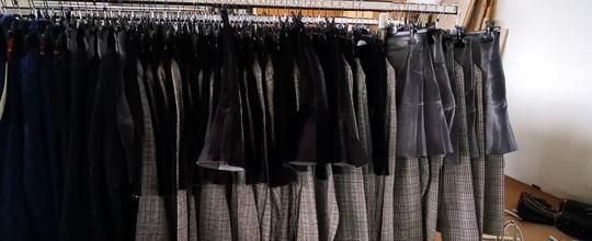 Stock abbigliamento donna invernale 2 euro padova