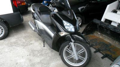 Yamaha 250 x city