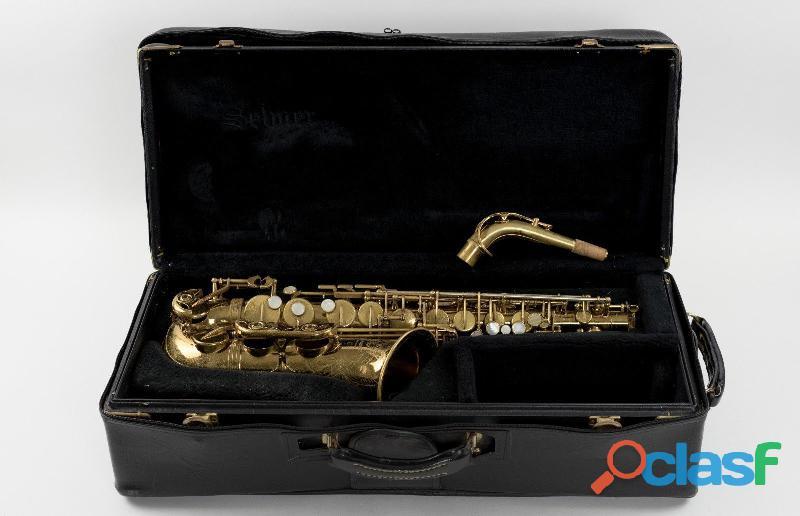 1966 selmer mark vi alto saxophone
