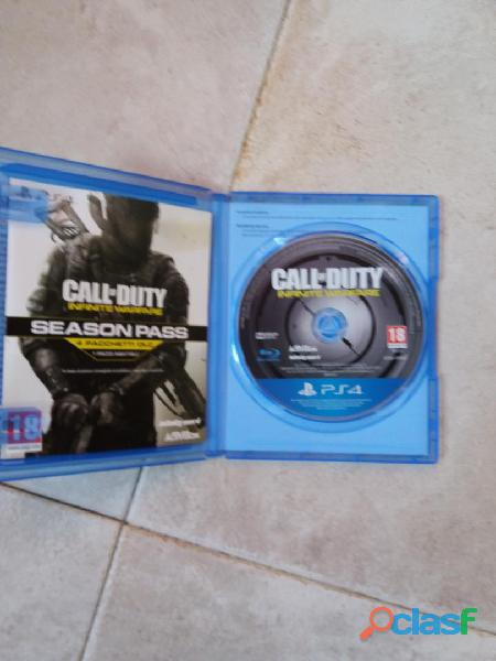 Call of duty per ps4