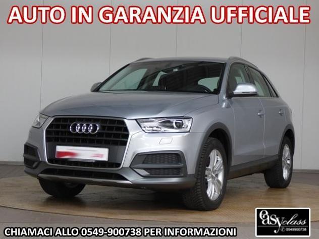 Audi q3 2.0 tdi 150 cv xeno navi pdc rif. 11465664