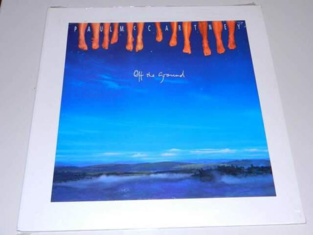 Album in vinile paul mccartney off the ground ancora