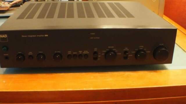 Amplificatore nad 306