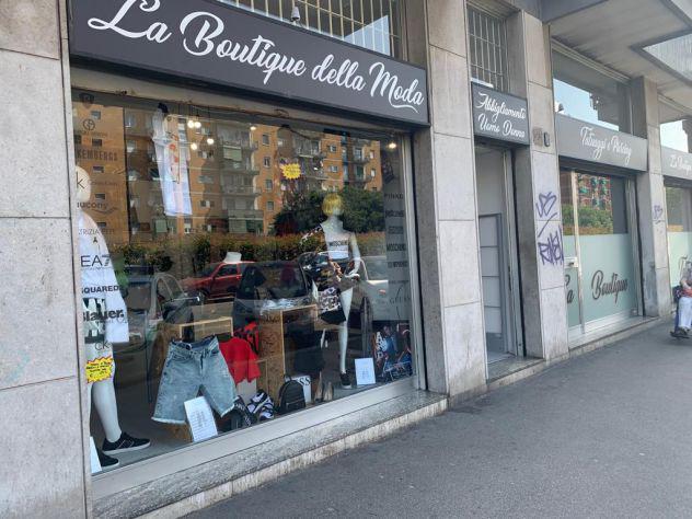 Cedesi attività negozio di abbigliamento